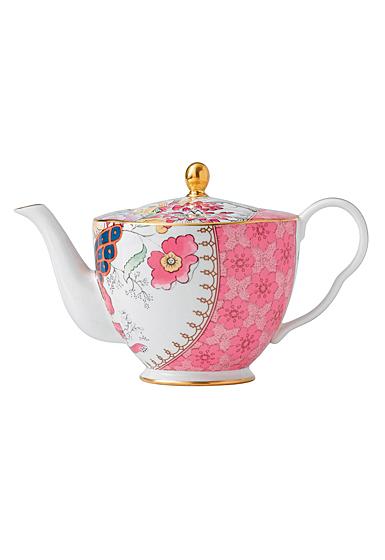 Wedgwood Butterfly Bloom Teapot 12.5oz.