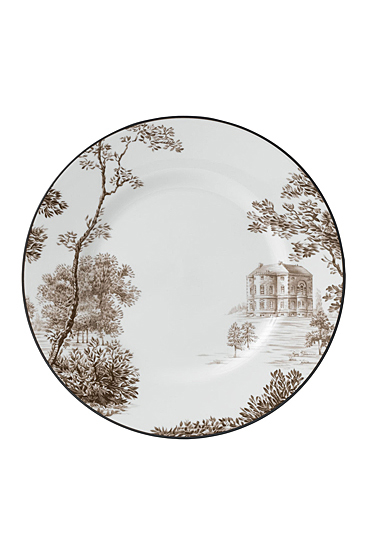 "Wedgwood China Parkland Accent Plate 9"" Barlaston Hall"