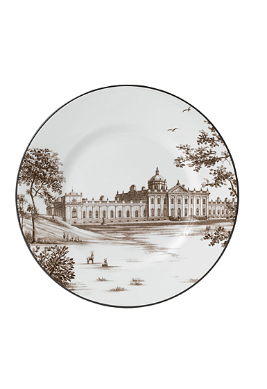 "Wedgwood China Parkland Accent Plate 9"" Castle Howard"