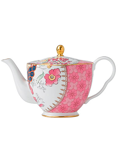 Wedgwood Butterfly Bloom Ceramic Teapot