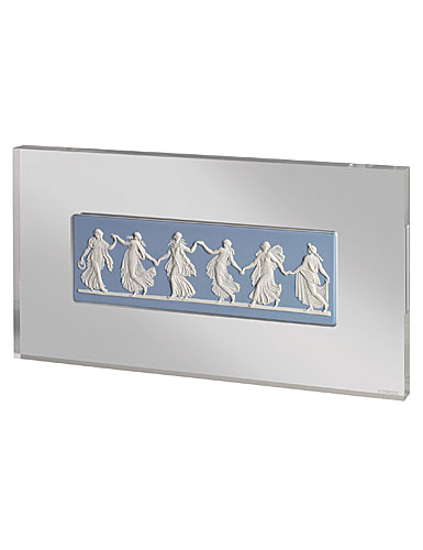 Wedgwood & Bentley Blues Dancing Hours Plaque