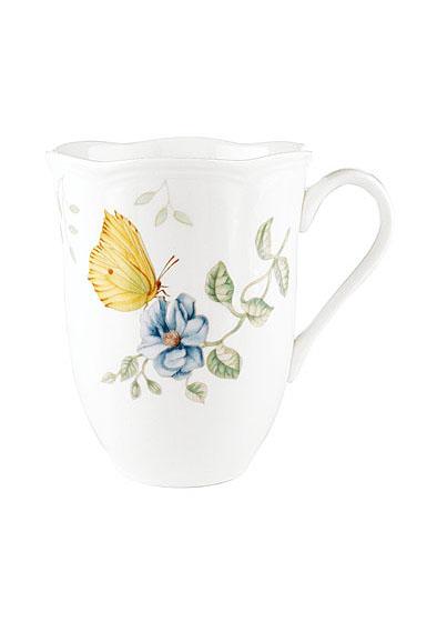 Lenox Butterfly Meadow Dinnerware Dragonfly Mug, Single