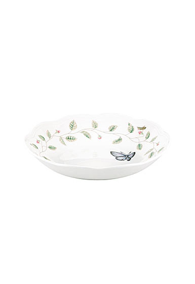Lenox Butterfly Meadow Dinnerware Pasta Bowl