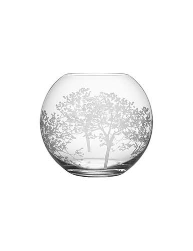 Orrefors Organic Round Vase, Large