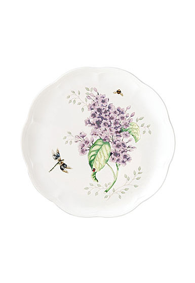 Lenox Butterfly Meadow Dinnerware Accent Plate