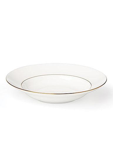 Lenox Continental Dining Gold Pasta Rim Soup
