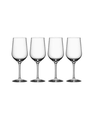 Orrefors Crystal, Morberg Crystal Red Wine, Set of Four