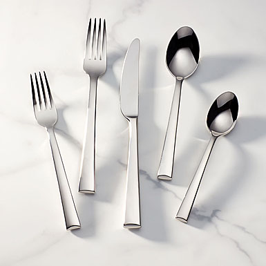 Lenox Continental Dining Flatware, 5 Piece Place Setting