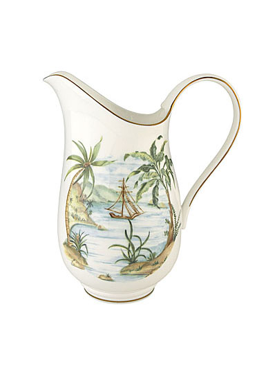 Lenox British Colonial Dinnerware Pitcher Large