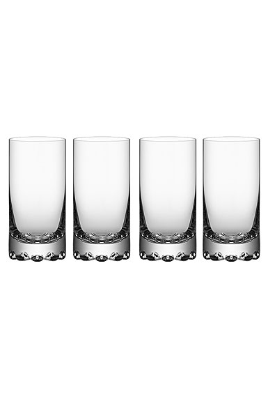 Orrefors Erik Highball, Set of Four