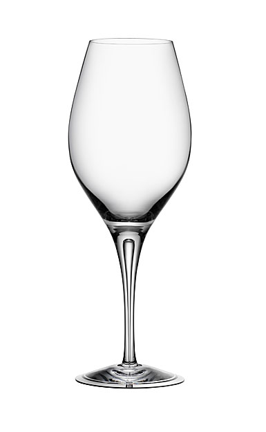 Orrefors Crystal, Intermezzo Air Crystal Red Wine Glass, Single