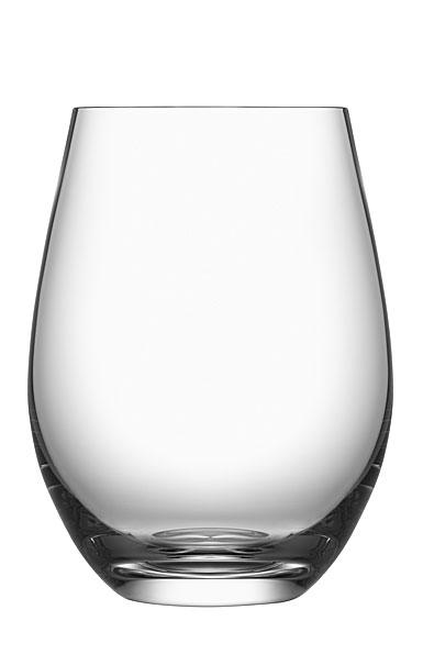 Orrefors Crystal Zephyr Water, Single