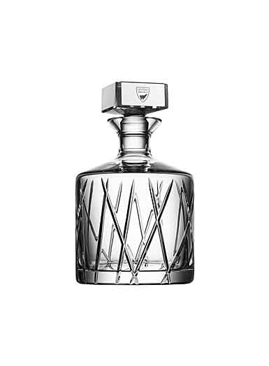 Orrefors Crystal, City Crystal Decanter