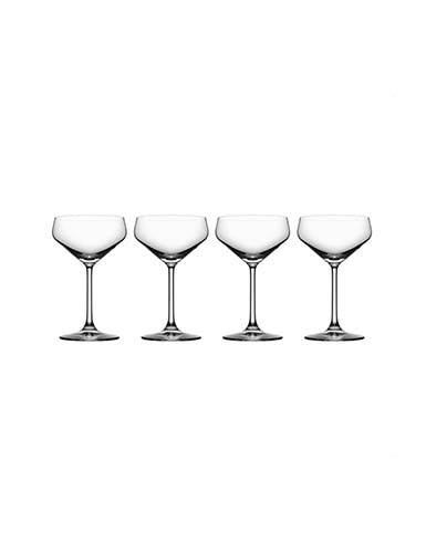 Orrefors Crystal, Avantgarde Cocktail, Set of Four