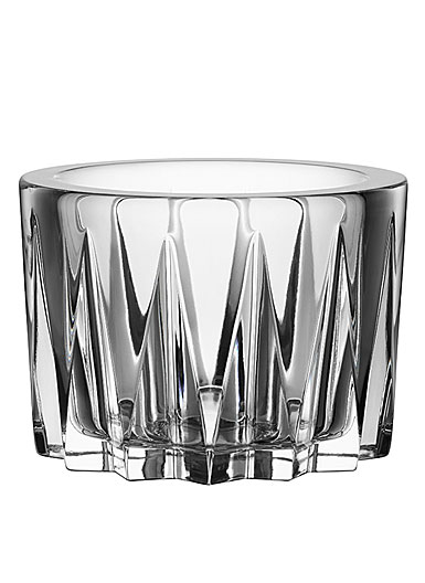 Orrefors Crystal, Sarek Medium Crystal Bowl