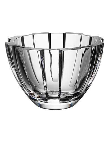 """Orrefors Crystal, Revolution 6 3/4"""" Crystal Bowl"""