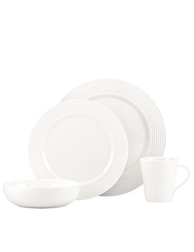Lenox Tin Can Alley Seven Degree 4-piece Place Setting