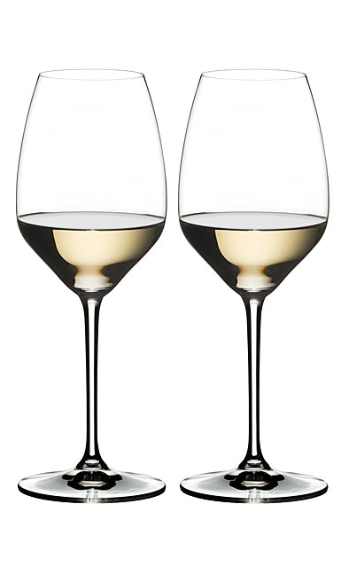 Riedel Heart to Heart Riesling Wine Glasses, Pair