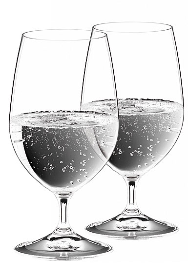 Riedel Vinum, Gourmet Crystal Wine Glasses, Pair