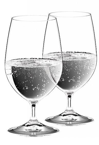 Riedel Vinum Gourmet Non Lead, Pair