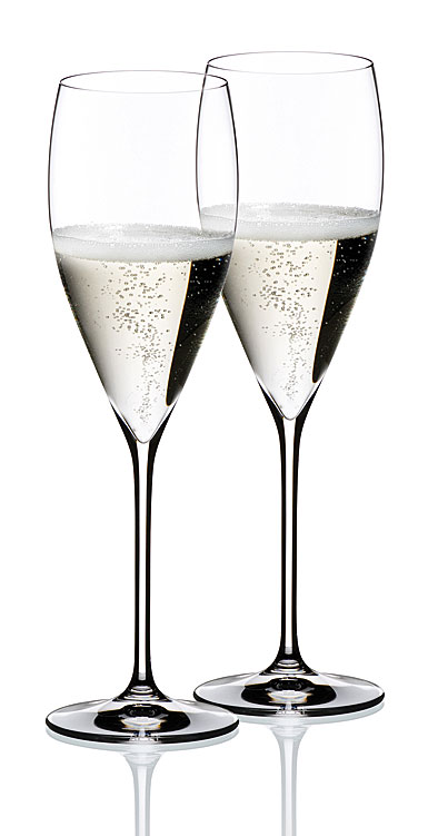 Riedel Vinum XL Champagne Glass, Pair