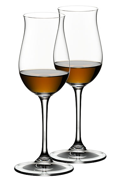 Riedel vinum cognac hennessy pair - Waterford cognac glasses ...