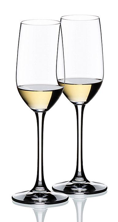 Riedel Vinum, Tequila Crystal Wine Glasses, Pair