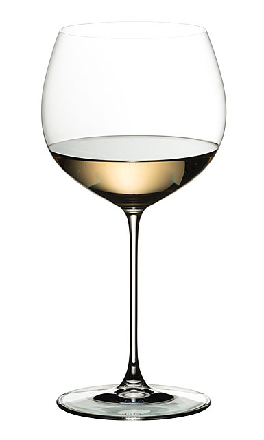Riedel Veritas, Chardonnay Crystal Wine Glass, Single