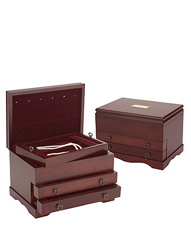 Reed and Barton Colonial Jewelry Chest