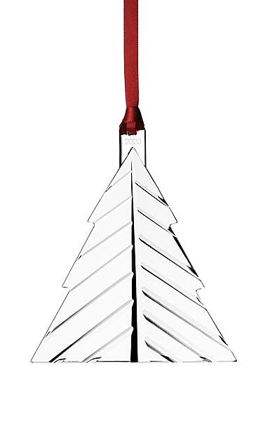 Orrefors 2020 Christmas Tree Annual Ornament