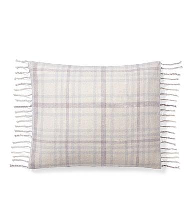 Ralph Lauren Decorative Pillow Conard Check, Cream