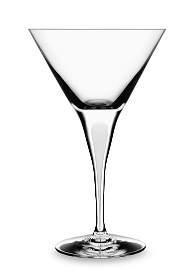 Orrefors Intermezzo Satin Martini, single