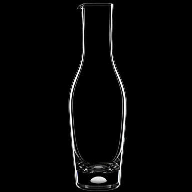 Orrefors Crystal, Intermezzo Satin Crystal Decanter