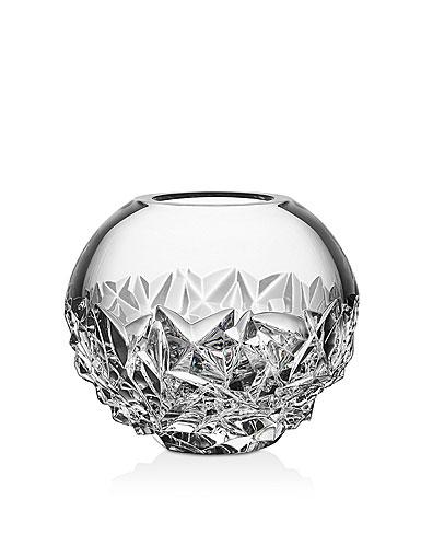 Orrefors Crystal, Carat Globe Crystal Vase, Small