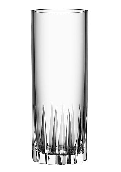 Orrefors Crystal, Sarek Crystal Vase
