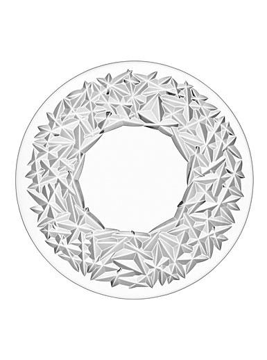 Orrefors Crystal Carat Cake Serving Plate