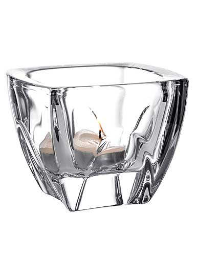 Orrefors Crystal, Cathedral Crystal Votive, Single