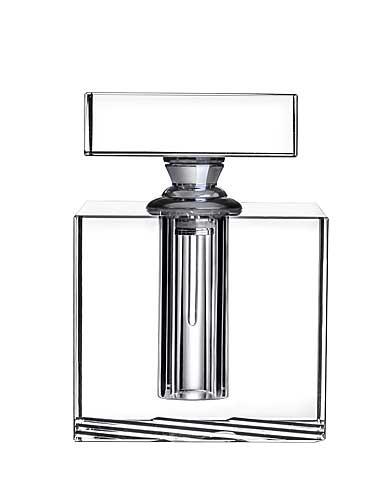 Orrefors Stripe Perfume Bottle