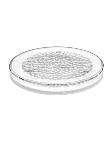 Orrefors Crystal, Pearl Round Platter