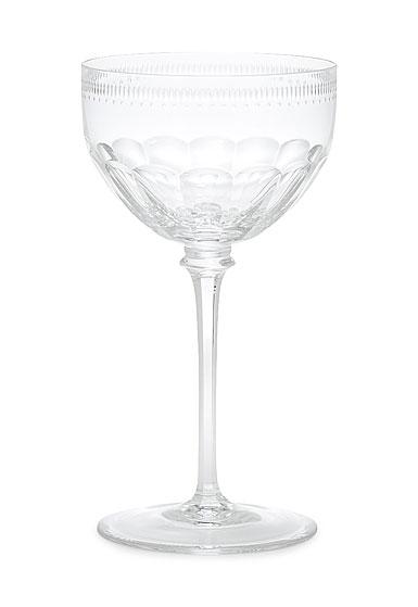 Ralph Lauren Dagny Crystal Wine Goblet, Single
