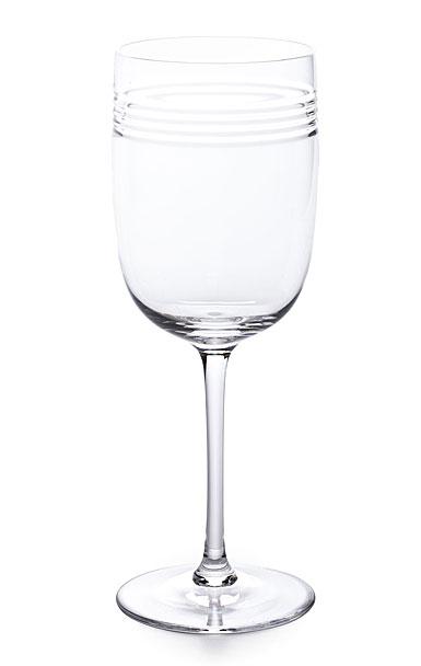 Ralph Lauren Bentley Crystal Red Wine Glass, Single