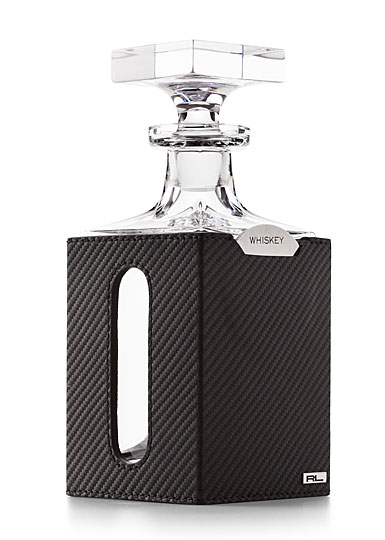 Ralph Lauren Sutton Crystal Decanter