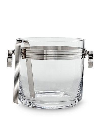 Ralph Lauren RL Bentley Ice Bucket with Tongs
