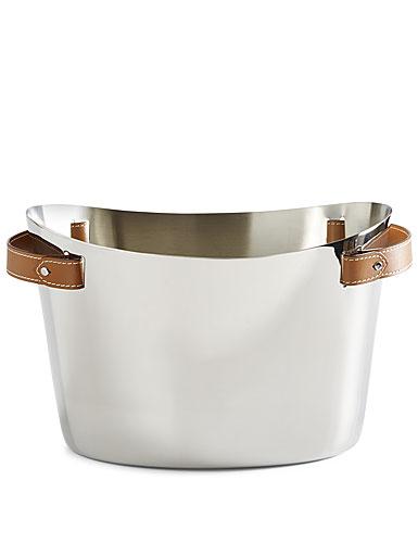 Ralph Lauren Wyatt Ice Bucket and Tongs