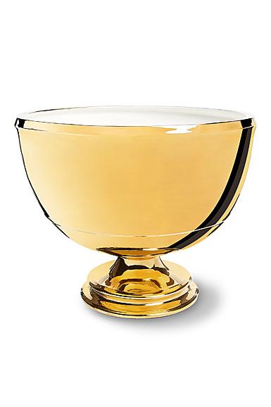 Ralph Lauren Somerville Punch Bowl, Gold