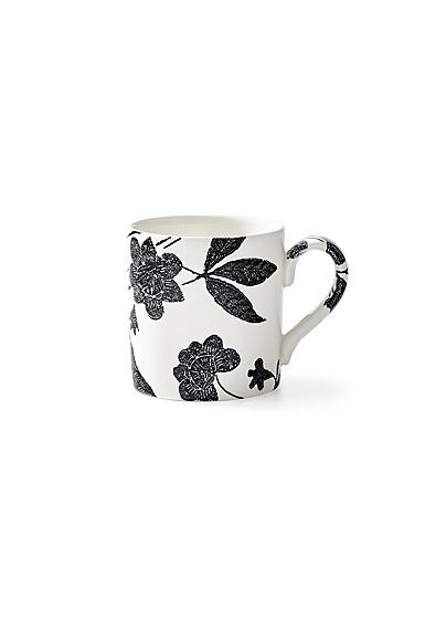 Ralph Lauren China Garden Vine Mug, Black