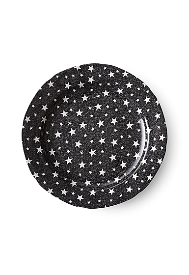 Ralph Lauren China Midnight Sky Dinner Plate Single, Black