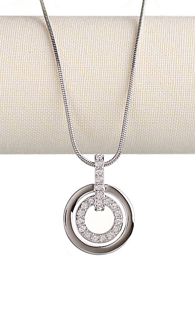 online jewelry product palladium begin swarovski necklace white plating web shop en cn collar