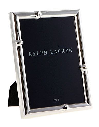 "Ralph Lauren Bryce Bamboo 5x7"" Picture Frame"