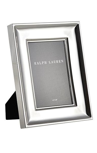 """Ralph Lauren Cove 4x6"""" Frame"""